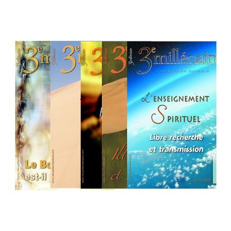 Lot découverte : 5 revues